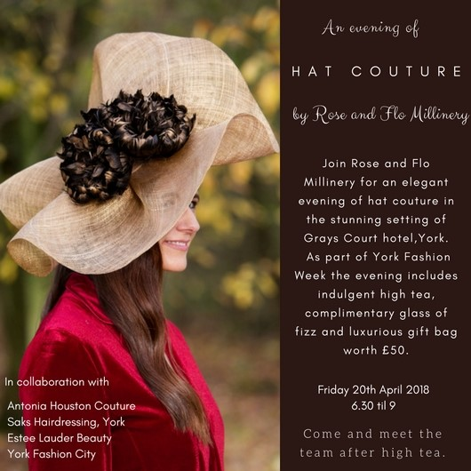 Rose and Flo Millinery 2