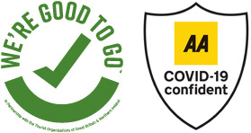 We're go to go and AA Covid-19 Confident